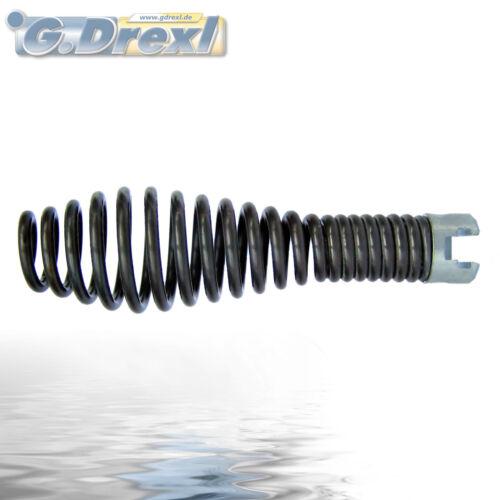Keulenbohrkopf 16 mm Keulenbohrer für Rohrreinigungsmaschine
