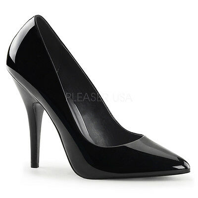 PLEASER Sexy Shoes 5\