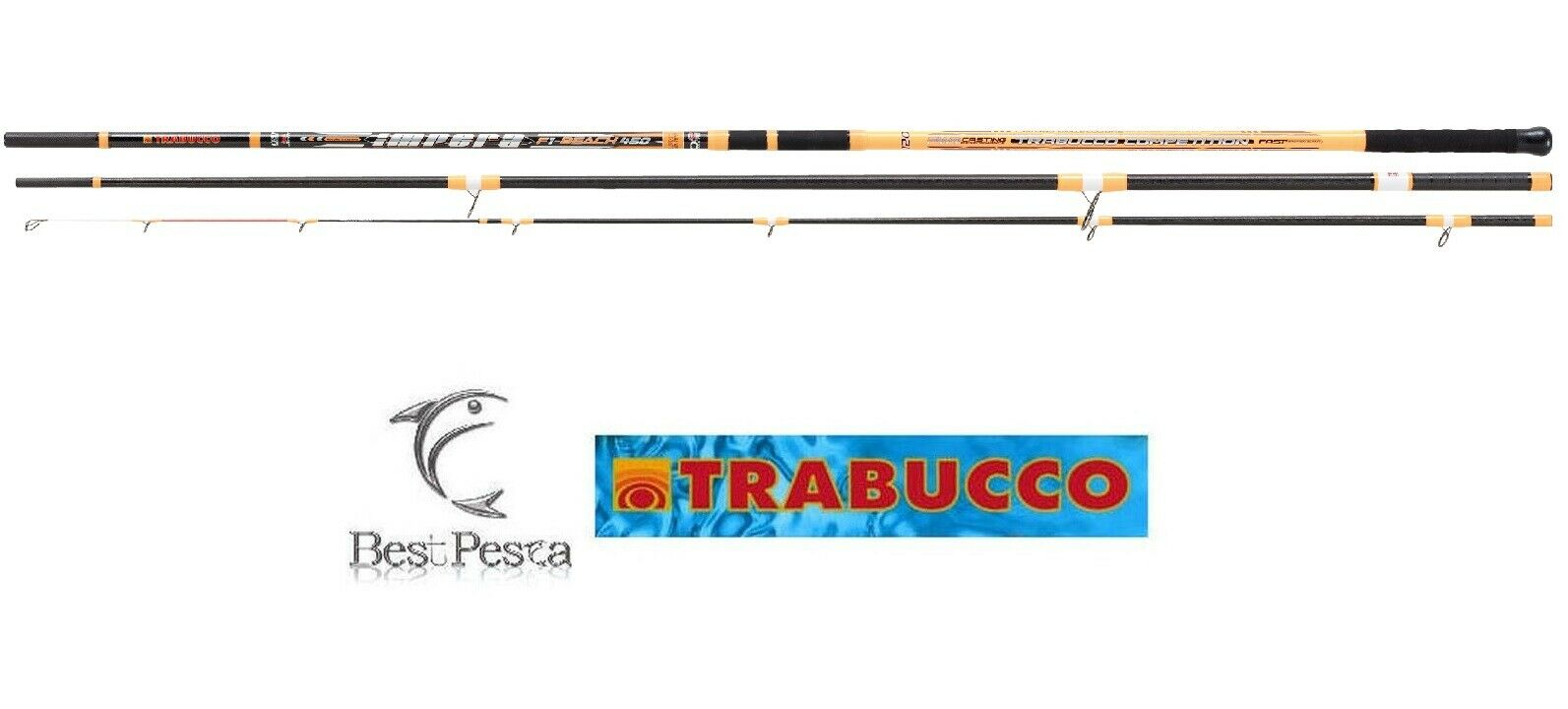 Trabucco-conquer routine f-1  Beach 4.8mt - 120gr-Code 171-92-480  for wholesale