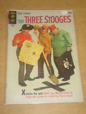 THREE STOOGES #16 FN- (5.5) GOLD KEY COMICS MARCH 1964
