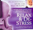 Relax and De-stress 0600835142526 by Andrew Weil CD