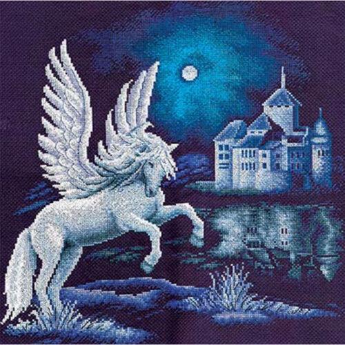Pegasus Panna Cross Stitch Kit