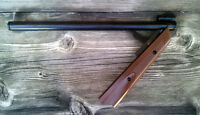 Crosman 1377 1322 Tube, Pump Arm, Valve, Barrel Band, Hammer, Brown Forestock