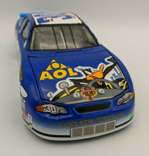 Action Jeff Green #30 AOL Looney Tunes Rematch 2002 Monte Carlo 1:24 Scale