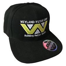 WEYLAND YUTANI CORP INSPIRED BY ALIEN SNAPBACK CAP HAT