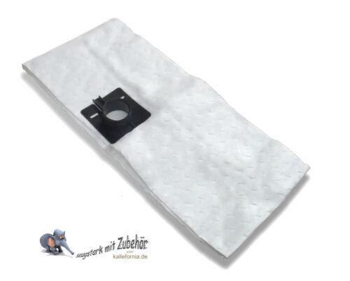 10 Staubsaugerbeutel passend für Kränzle Ventos 25 Filtersack