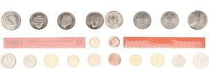 1Pf. bis 5 DM Kurssatz Bundesrepublik Deutschland 2001 G Stempelglanz 61184