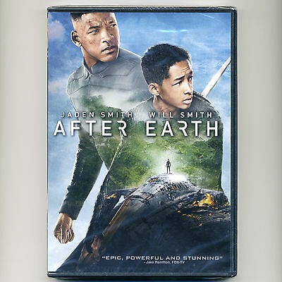 After Earth 2013 Pg 13 Family Sci Fi Action Movie New Dvd Jaden Smith Will Smith Ebay