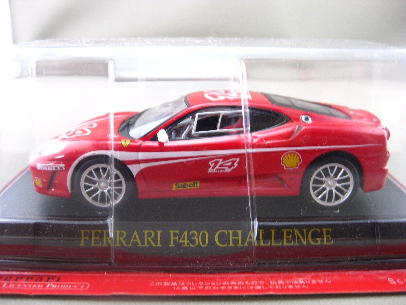 Ferrari F430 Challenge Hachette 1 43 Diecast voiture Vol.71