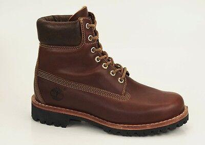 Timberland Heritage Rugged 6 Inch Boots Schnürstiefel Waterproof Herren 6849A | eBay