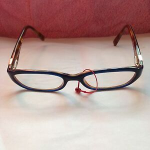 0c918ba666 Image is loading Tory-Burch-Eyeglasses-TY-2009-844-Navy-Tort-
