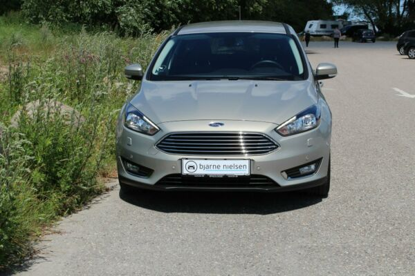 Ford Focus 1,0 SCTi 125 Titanium stc. - billede 2