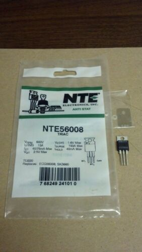 NTE NTE56008 TRIAC