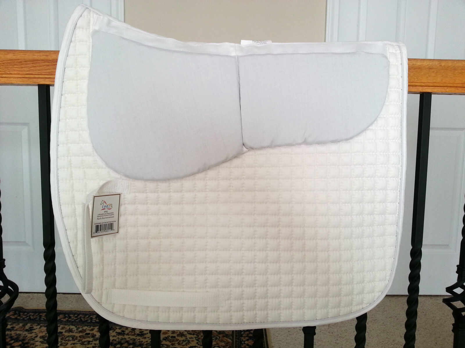 PRI PACIFIC RIM Nytro-Gel Inserts  Dressage Saddle Pad  (3 COLORS)  affordable