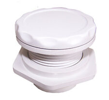 Air Control Valve - White  for Hot Tubs, Spas and Jetted Bathtubs