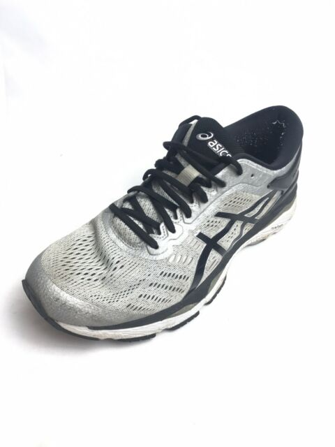 online store 6378f a1a71 Asics Gel Kayano 23 Grey/Black Running Shoes Men's (Size: 10) T749N