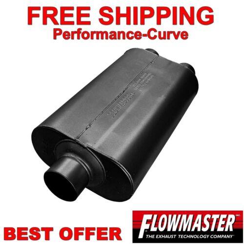 """C//D 530552 Flowmaster Super 50 Series Muffler 3/"""" 2.5/"""""""