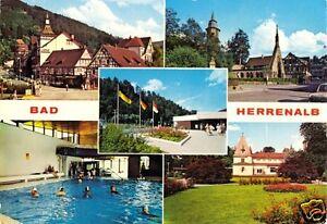 Bad Herrenalb Fünf Abb. 1980 GüNstig Einkaufen Ak