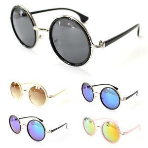 3 für 2 - Sonnenbrille John Lennon Nickelbrille runde Brille verspiegelt Hippie ycfnAb8pJ