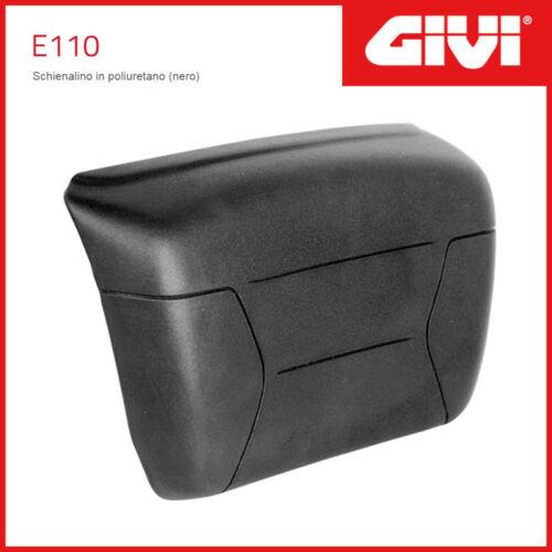 SCHIENALINO PER BAULETTO // VALIGIA COD.E110 GIVI E470 SIMPLY III // TECH