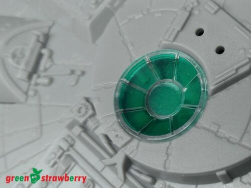 Green Strawberry 1//144 Millennium Falcon Star Wars Paint Mask Revell //Fine Molds