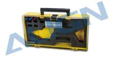Align Trex 150 Yellow Carry Box Case W/ Allen Keys H15Z003XX