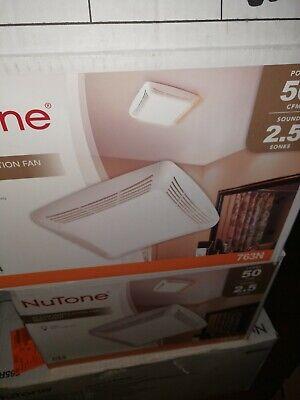 Nutone 763n 50 Cfm Ceiling Bathroom Exhaust Fan Parts Only Read 26715237791 Ebay