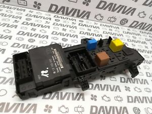 2005-Vauxhall-Opel-Vectra-Rear-Fuse-Box-With-Body-Control-Module-BCM-13199492