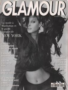 Glamour French December January 1993 1994 Christy Turlington Bjork 040220DBE