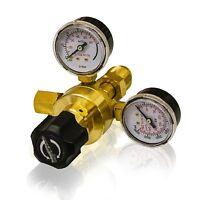 Argon Gas Regulator Ar04 Argon Co2 Flow Meter Welding Regulator For Lotos Mig140