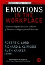 Emotions in the Workplace: Understanding the Structure and Role of-ExLibrary