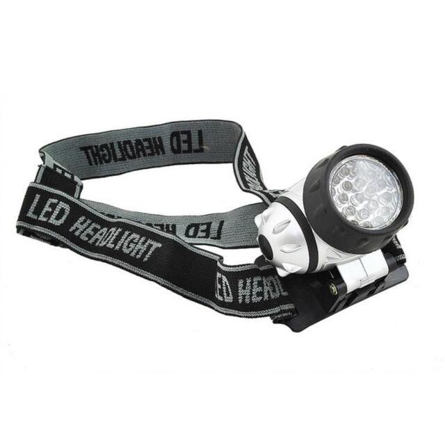 21 LED Kopflampe Stirnlampe Arbeitslampe Headlight Headlight Campinglampe #155