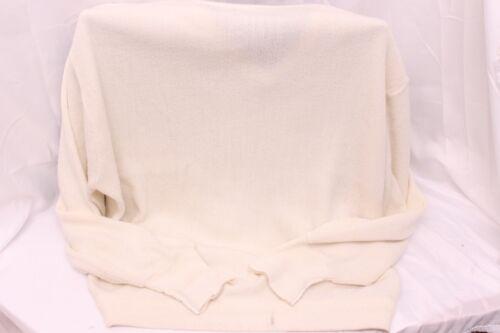 Sz White lunghe Lacoste Maglione a V maniche a con Pullover vintage uomo da Izod scollo Xl nFUqg6Uz