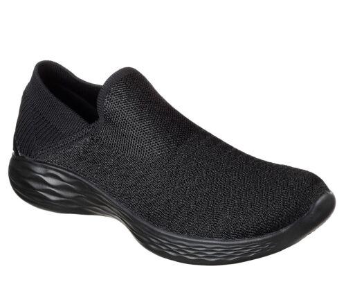 trascender para negras Skechers para Zapatillas mujer qwYHY8