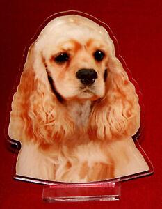 statuette-photosculptee-10x15-cm-chien-cocker-americain-2-dog-hund-perro-cane