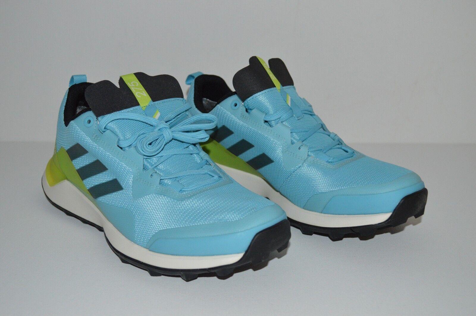 ADIDAS TERREX US CMTK GTX HIKING TRAIL Schuhe WOMEN'S SIZE US TERREX 8 Blau BY2773 f66c16
