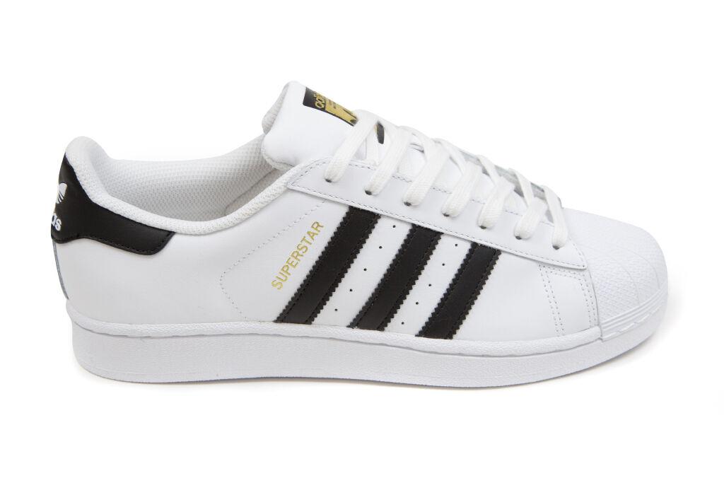 Adidas Originals Women's Superstar in White Black C77153 BNIB
