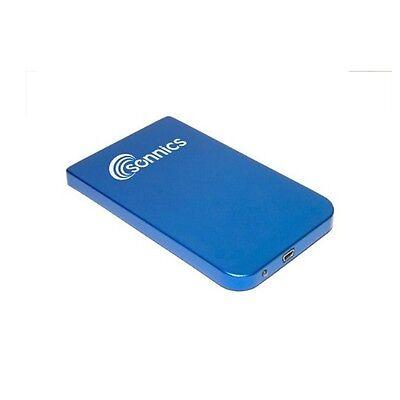 Sonnics 320GB USB 2.0 Portable External Hard Drive Storage