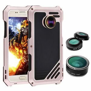 r samsung s7 waterproof r just shockproof metal 3 waterproof lens for samsung galaxy s7 edge ebay
