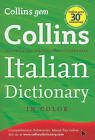 Collins Gem Italian Dictionary by Collins Reference (Paperback / softback, 2011)