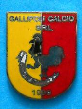 DISTINTIVO SPILLA PIN - GALLIPOLI CALCIO SRL - cod. n. 116