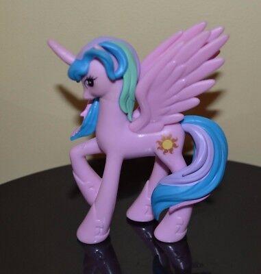 Original Series Princess Celestia My Little Pony Figure Loose