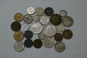 WORLD-COINS-USEFUL-LOT-B18-XM28