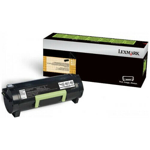 New & Original Lexmark 623H 62D3H00 Black Toner Cartridge MX710 MX71 25K Pages