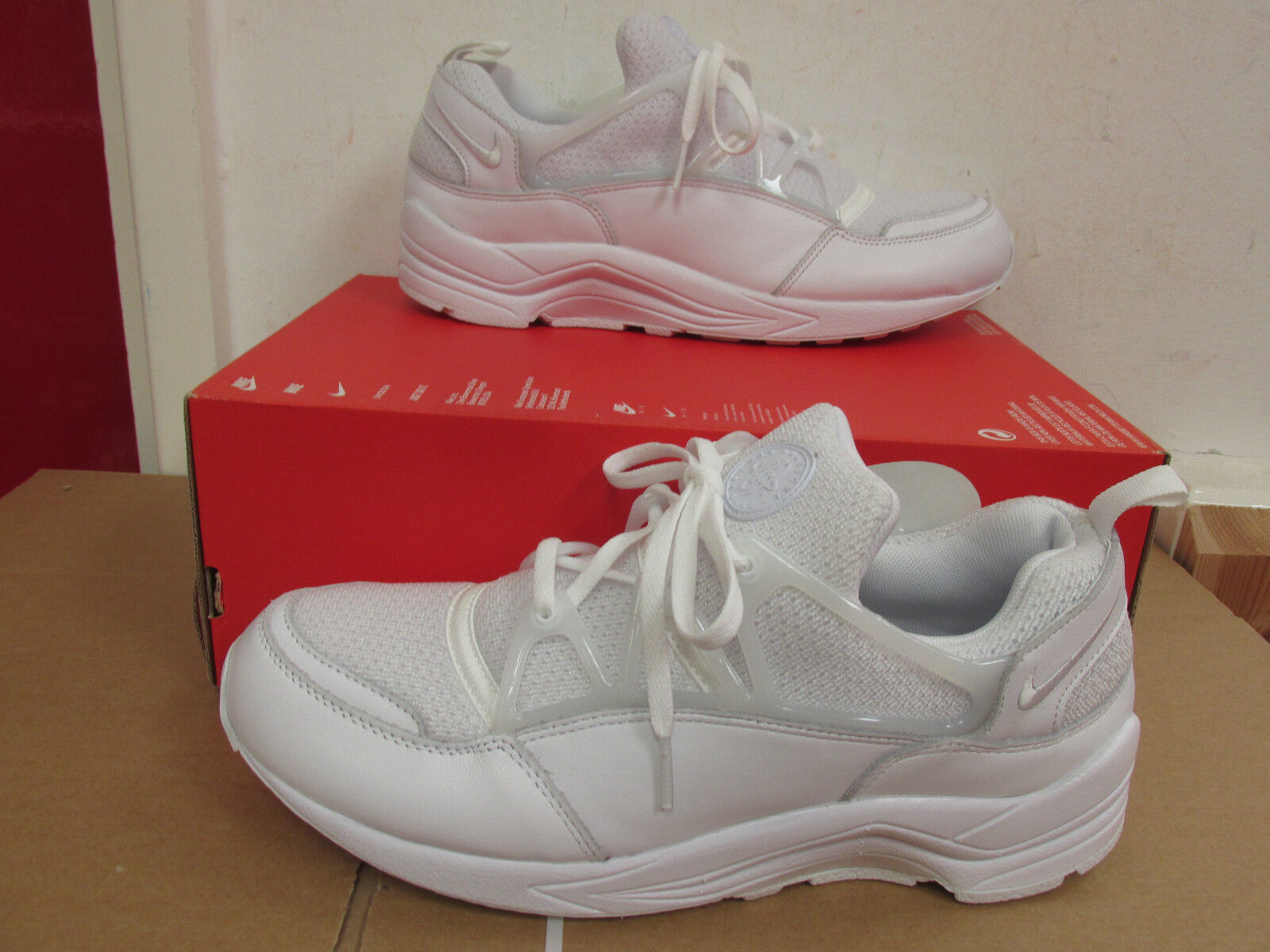 c0a2dba3e86ef4 Nike Huarache Light 306127 111 Mens Trainers sneakers shoes CLEARANCE  CLEARANCE CLEARANCE c81ab1