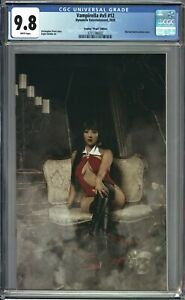 Vampirella-12-CGC-9-8-Marissa-Ramirez-1-25-PHOTO-Cosplay-VIRGIN-Variant