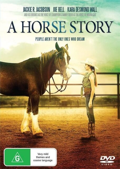 C13 BRAND NEW SEALED A Horse Story (DVD, 2016)