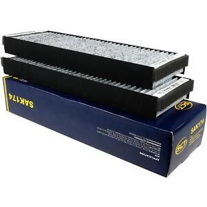 Original-SCT-Filter-Innenraumluft-Pollenfilter-Innenraumfilter-SAK-174
