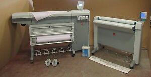 Oce-TCS500-Poster-Wide-Large-Format-A1-Printer-amp-Oce-TC4-scanner-amp-Controller