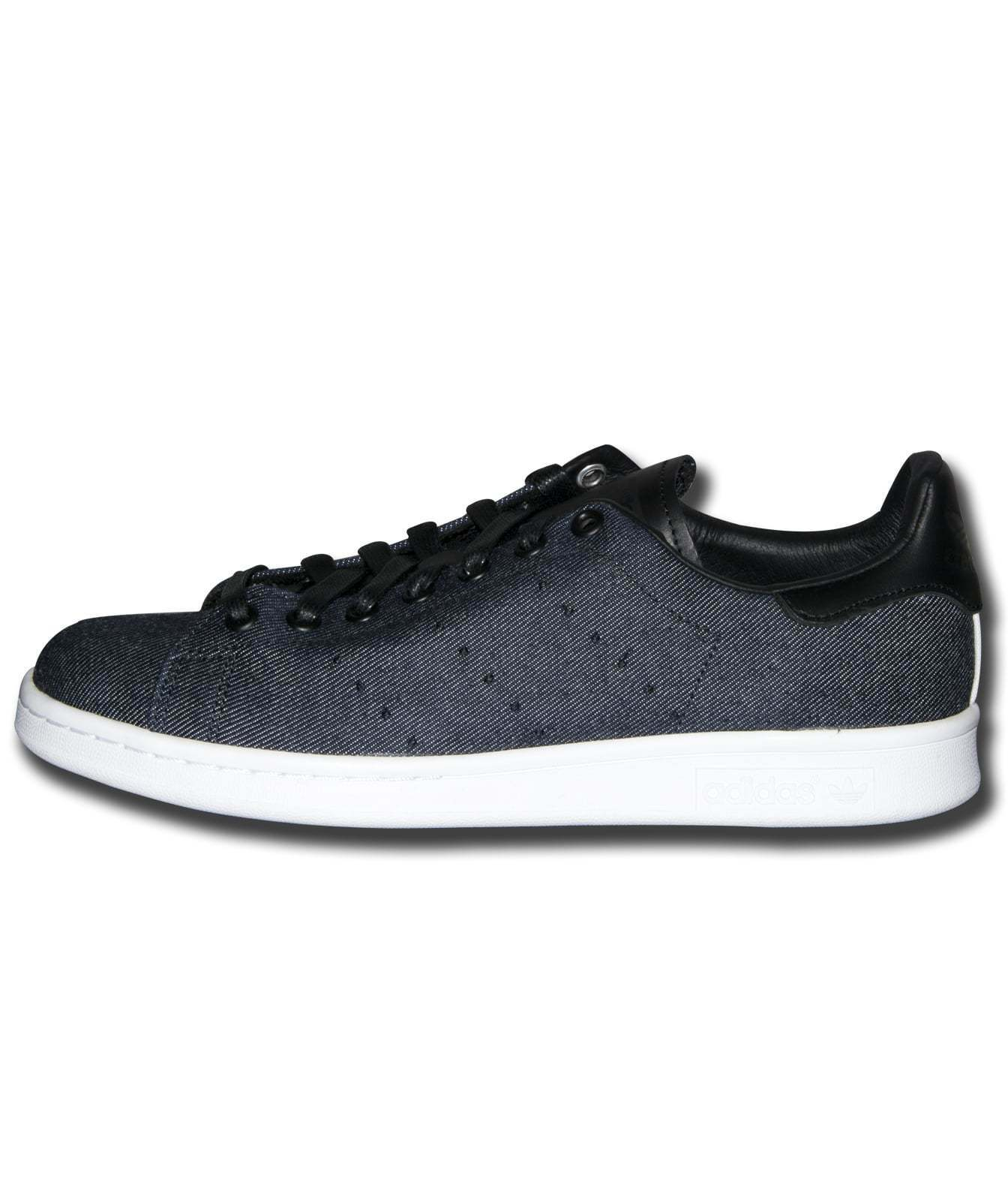 adidas originals denim stan stan denim smith trainer 60d3ca